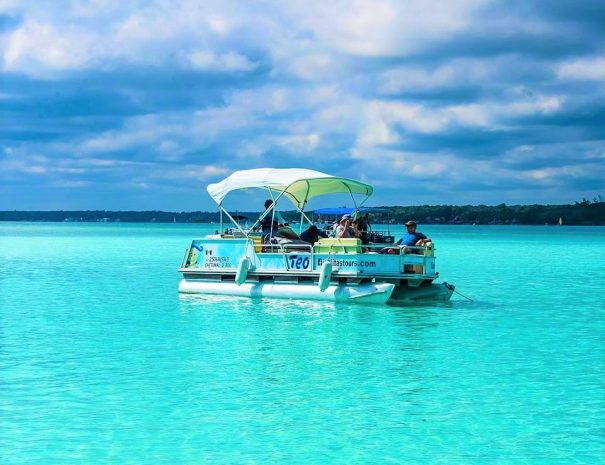 Bacalar Boat